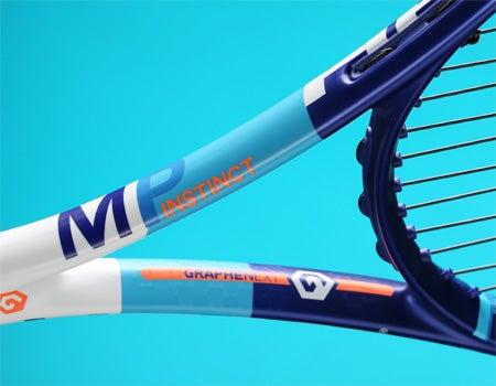 Tennis Warehouse - Head Graphene XT Instinct MP Racquet Review