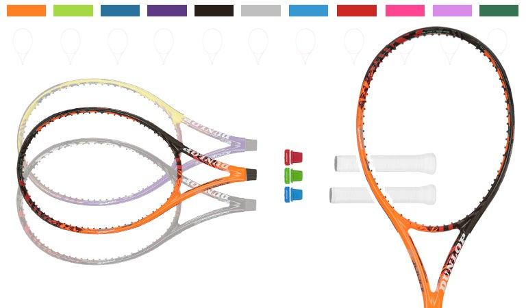 Dunlop iDapt Force 98 Racquet