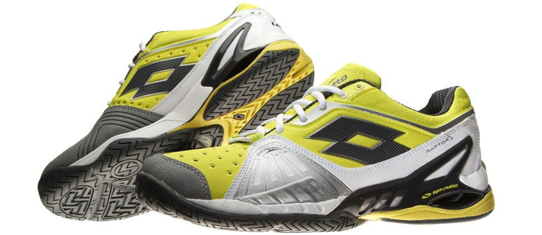 Tennis Warehouse - Lotto Raptor Ultra IV Speed Men's Shoe Review