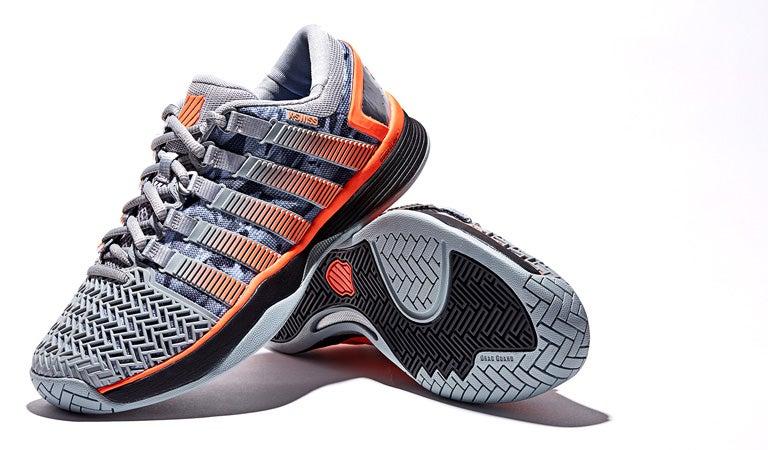 Tennis Warehouse - KSwiss Hypercourt 2 0 Men's Shoe Review