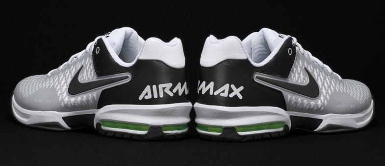 Tortuga Raramente Penetración  Tennis Warehouse - Nike Men's Air Max Cage Shoe Review