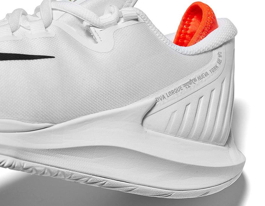 NIKE Zoom Breathe Air Gras Damen Tennis Schuhe Sneaker