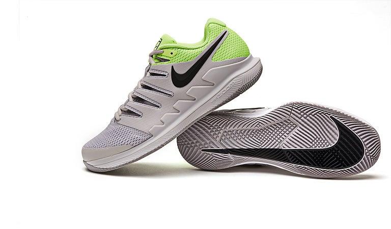 more photos 0a519 69a34 Tennis Warehouse Nike Air Zoom Vapor X Black White Men S Shoe Review
