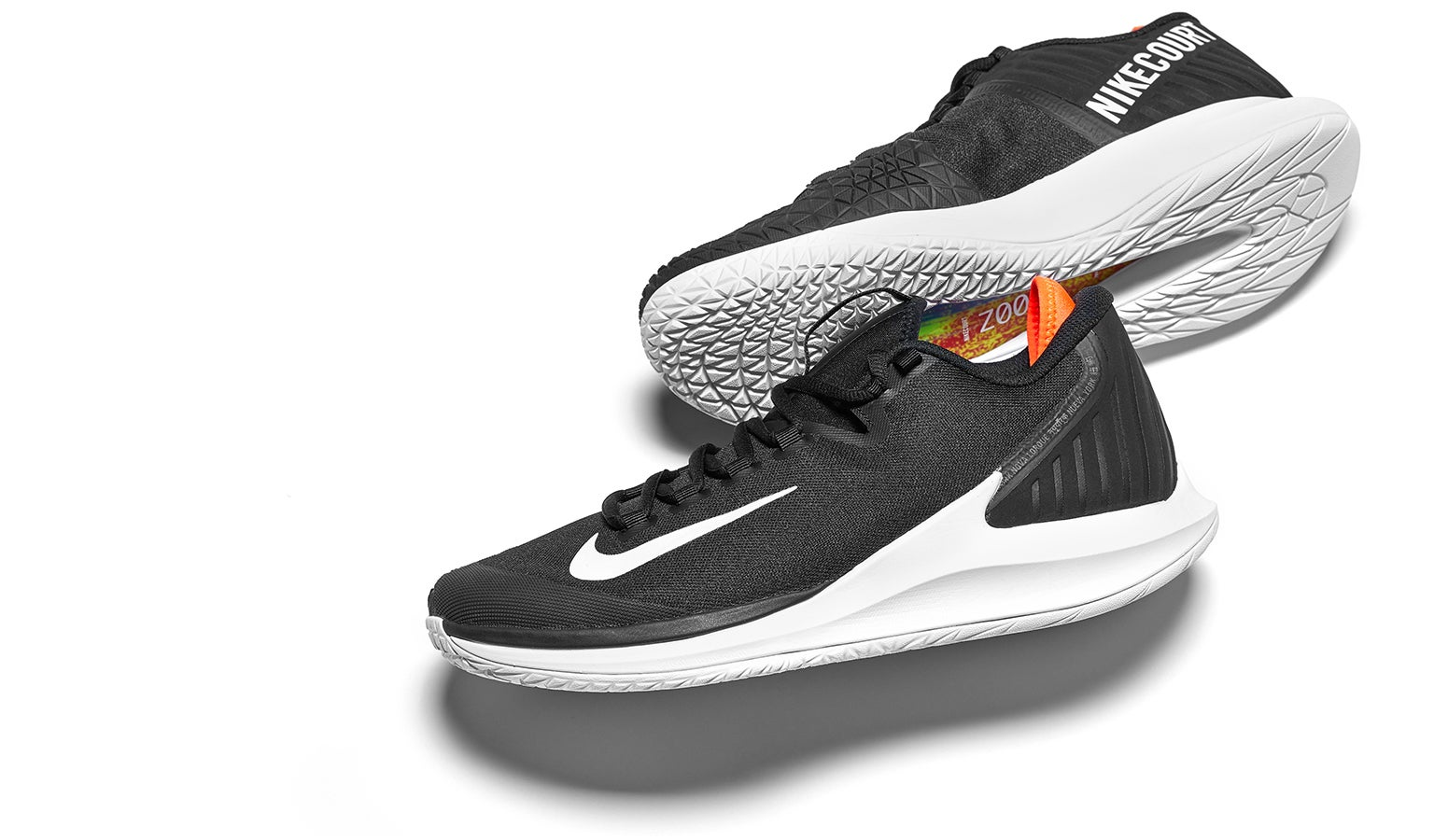 Llamarada simplemente Hospitalidad  Tennis Warehouse - Nike Court Air Zoom Zero Men's Shoe Review