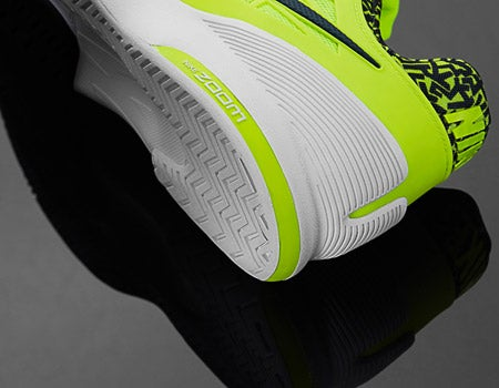 Nike Zoom Cage 2 Men's Shoe Review