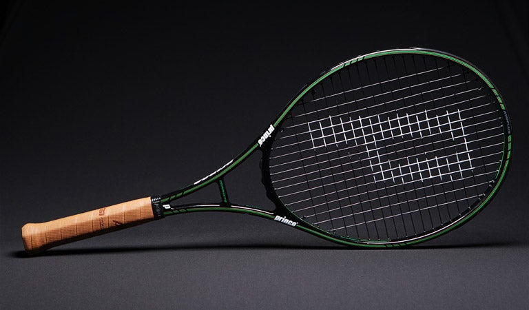 Tennis Warehouse - Prince Classic Graphite 100 Racquet Review