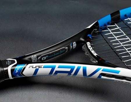 Tennis Warehouse - Babolat Pure Drive Tour Racquet Review
