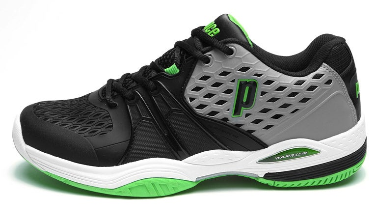 Tennis Warehouse - Prince Warrior Men's Shoe Review