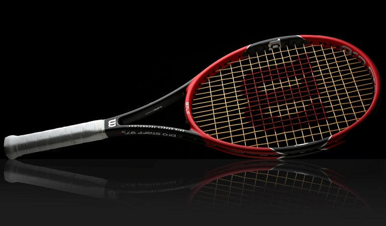 tennis warehouse wilson pro staff 97 ls review. Black Bedroom Furniture Sets. Home Design Ideas