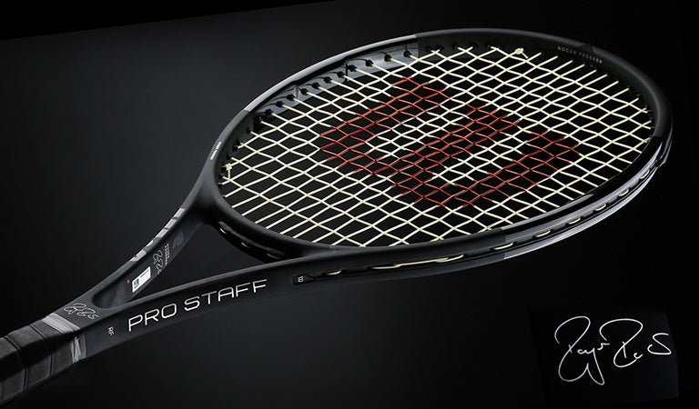 Tennis Warehouse - Wilson Pro Staff RF97 Autograph Racquet Review