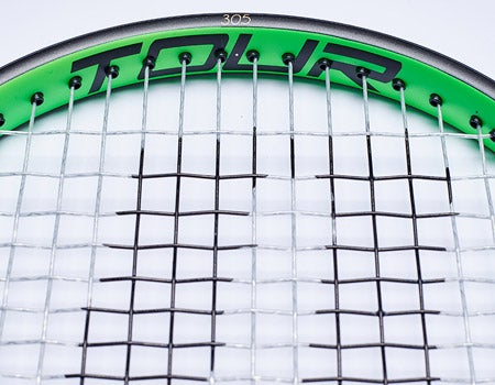 Prince Textreme Tour 100P Racquets Review - Tennis Warehouse