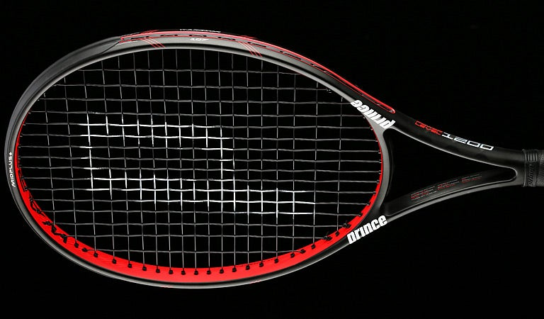 Prince TeXtreme Warrior 107T Black//Yellow Special Edition Tennis Racket