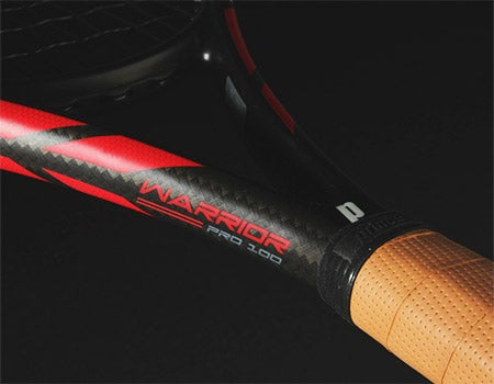 Prince Warrior Pro 100 Racquets