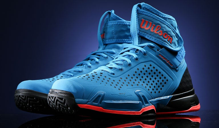 quality design 45133 b0c8e Wilson Amplifeel Black Ebony Men s Shoe