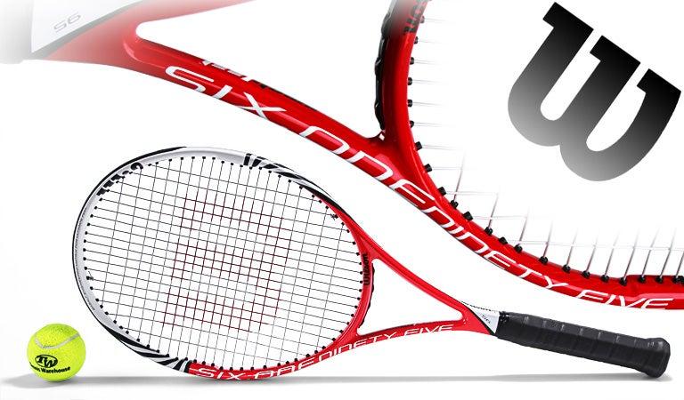 Wilson Six.One 95 BLX (18x20) Racquets