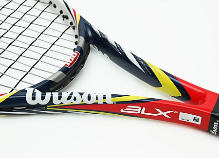 Wilson BLX Steam 100 Racquet