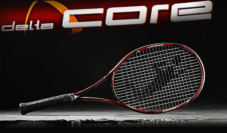 Boris Becker Delta Core London Tour Racquets