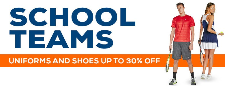 1018421dd School Teams Uniforms and Shoe up to 30% off. Plus