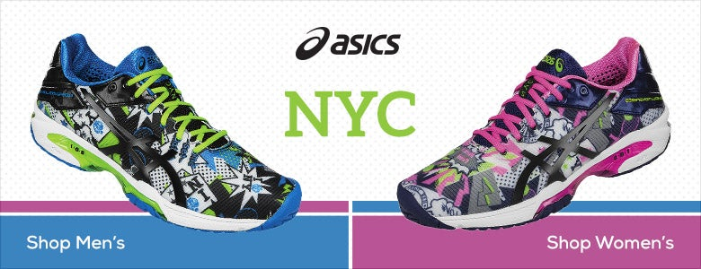 Asics NYC shoes