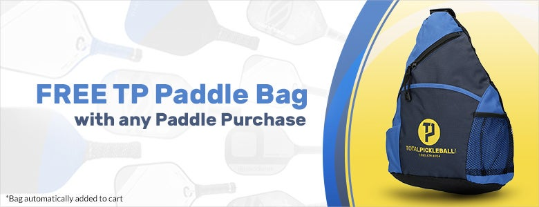 Free Paddle Bag with Paddle Purchase!