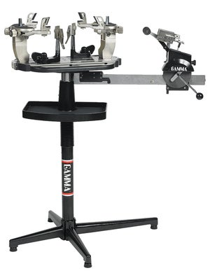 Gamma 5003 w/ 6-Point Mount Stringing Machine