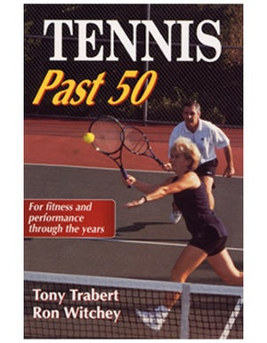 Tennis Past 50 Book
