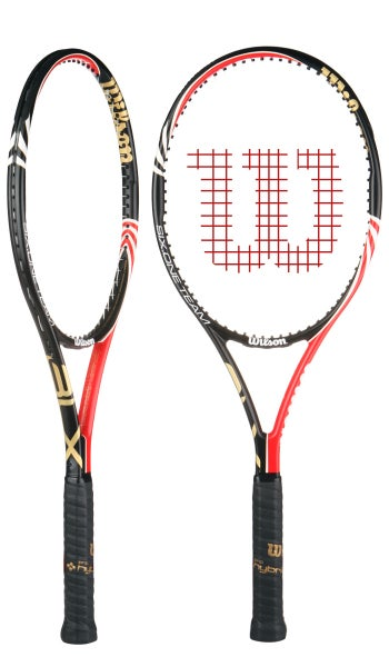 Wilson BLX Six.One Team Racquets