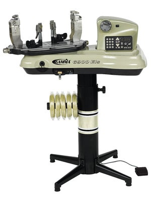 Tennis Stringing Machine >> Gamma 6900 Els W 2 Point Sc Mount Stringing Machine