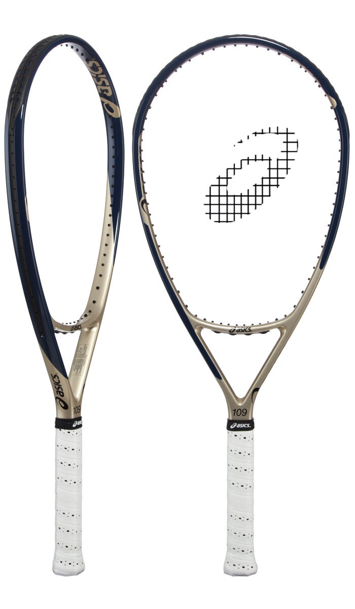 asics tennis racket