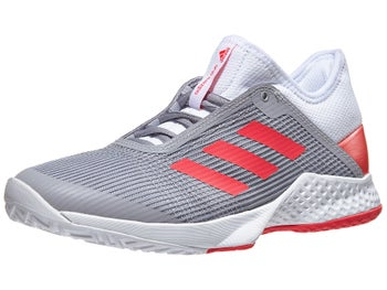 check out 0e5df f3639 Product image of adidas adizero Club 2 GraniteRed Womens Shoes