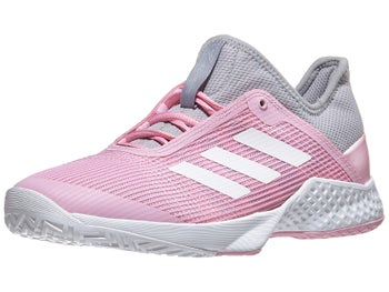 Product image of adidas adizero Club 2 Pink Grey Women s Shoes 7317596a12bf