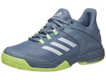 Product image of adidas adizero Club K Blue Yellow Junior Shoes 8f74da532465