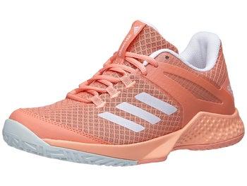 online retailer b3e84 83223 Product image of adidas adizero Club CoralWhite Womens Shoes