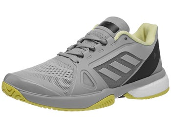 8d48d6be91f40 Product image of adidas Stella Barricade Boost Grey Lime Bk Women s Shoe