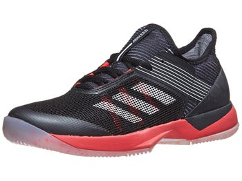 reputable site 79d55 f6b1d Product image of adidas adizero Ubersonic 3 BlackRed Womens Shoes
