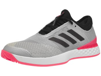 the latest 97205 308ae Product image of adidas adizero Ubersonic 3 SilBkRd Mens Shoes