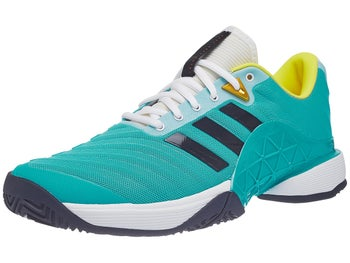 sale retailer 31bb2 64a55 Product image of adidas Barricade 2018 AquaInk Mens Shoes