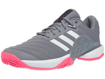 Product image of adidas Barricade 2018 BOOST Grey Scarl Men s Shoes 86d55cb0b835e