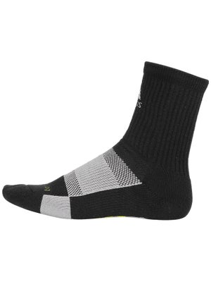 adidas Barricade Crew Socks Black