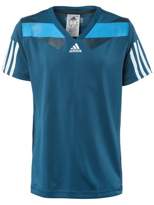adidas Boy's Spring Barricade Semi Fitted Crew