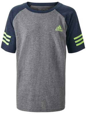 cc5e4387ef7 Product image of adidas Boy's Spring Raglan Sleeve T-Shirt