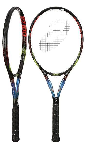 used asics 125 tennis racquet