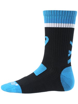 bcd08ac8412a Product image of Asics Craze Crew Socks Black Cyan Blue