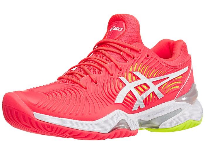 asics women's multi colored running shoes junior
