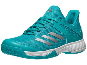 Product image of adidas adizero Club K Aqua Silver Junior Shoes 94a4d88b1a