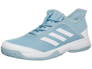 Product image of adidas adizero Club K Grey White Junior Shoes ab690089f2