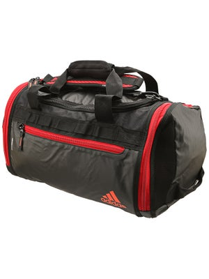 adidas Climaproof Menace Duffel Black/Solar Red