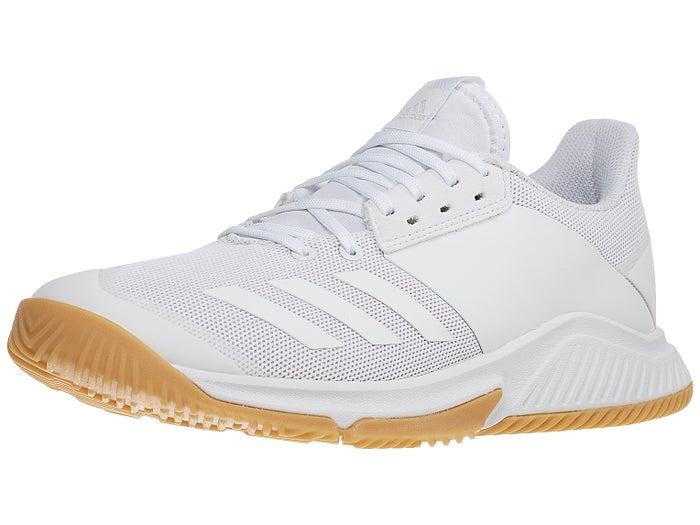 Pintura Saturar Decir  adidas Crazyflight Team Women's Shoes - White/Gum