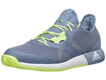 release date 93455 828a4 Mens Shoes Adizero Ubersonic 2 Clay Colore Black Yellow Adid