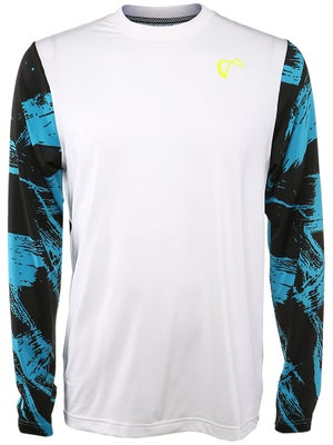 Athletic DNA Boy's Spring Woodmark LS Top